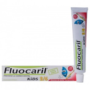 FLUOCARIL KIDS 0-6 AÑOS  50 ML FRESA