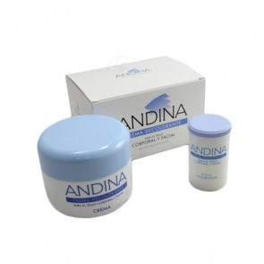 ANDINA TEEN CREMA DECOLORANTE + POLVO  30 ML +10 ML
