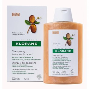 KLORANE CHAMPU AL DATIL DEL DESIERTO  400 ML