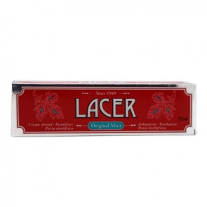 LACER ORIGINAL MINT PASTA DENTIFRICA  75 ML