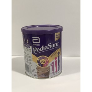 PEDIASURE POLVO  LATA 400 G CHOCOLATE