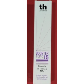TH-BOOSTER TOPIC 15 POMADA REGENERADORA CON TH-SCA AL 15%
