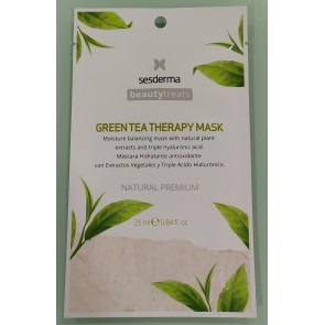 BEAUTYTREATS GREEN TEA THERAPY MASK