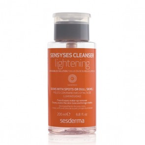SENSYSES CLEANSER LIGHTENING  200 ML