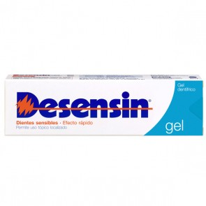 DESENSIN PLUS GEL DENTIFRICO  75 ML