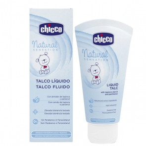 NATURAL SENSATION TALCO LIQUIDO CHICCO 100 G